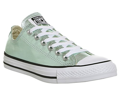 Ox Green Mode Star Femme All Baskets Vert Converse metallic E0qR1n