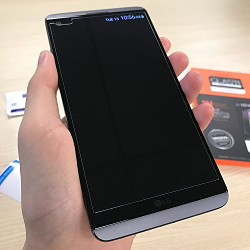 finest selection 09578 a7d1d LG V20 Screen Protector, Spigen® [Tempered Glass] [2 Pack] LG V20 ...