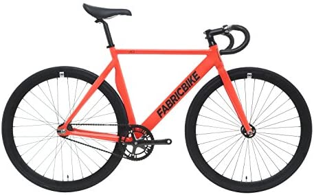 FabricBike Air- Bicicleta Fixie, piñon Fijo, Fixed Gear, Single ...