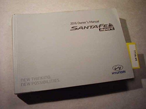 (2016 Hyundai Santa Fe Sport Owners Manual)