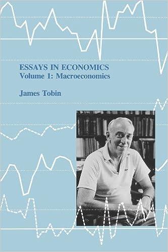 Essays In Economics Volume  Macroeconomics The Mit Press  Essays In Economics Volume  Macroeconomics The Mit Press
