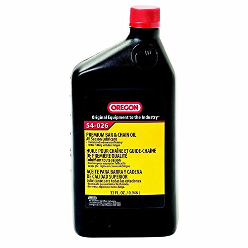Oregon 54-026 Chain Saw Bar And Chain Oil - Quart - Buy Online in UAE. | Lawn & Patio Products ...