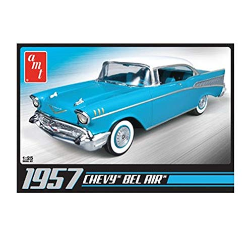 1/25 1957 Chevy Bel Air by AMT
