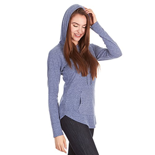 X America Junior and Plus Size Hoodies for Women, Thin & Lightweight Made in USA