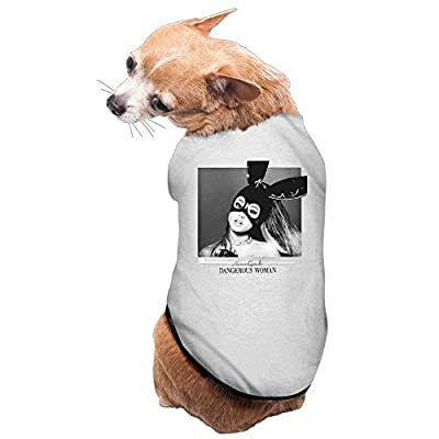 Dog Costume Ariana Grande Dangerous Woman Charming Puppycoat Pet Supplies