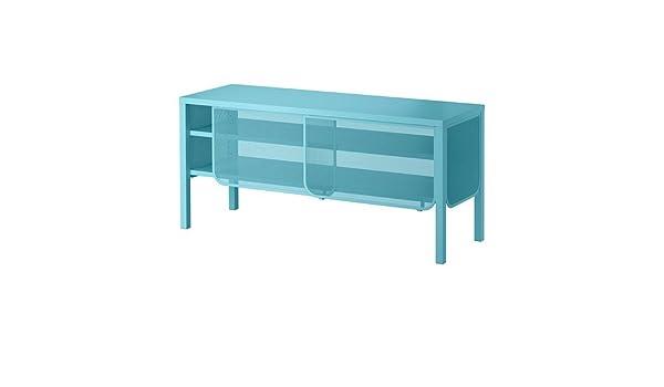 Credenza Ikea Wenge : Amazon.com: ikea tv unit turquoise 226.14514.1834: kitchen & dining