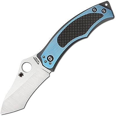 Spyderco - Couteau Vrango Spyderco c201tiblp - C201TIBLP