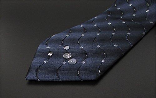 Career Formal Silk amp; marry lt xiaojian wear zipper Business work Men to b3 tie system Silk hand Go 8Fwqpgw