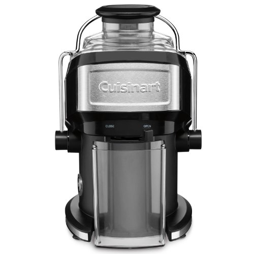 Cuisinart Extractor Features Operation Adjustable