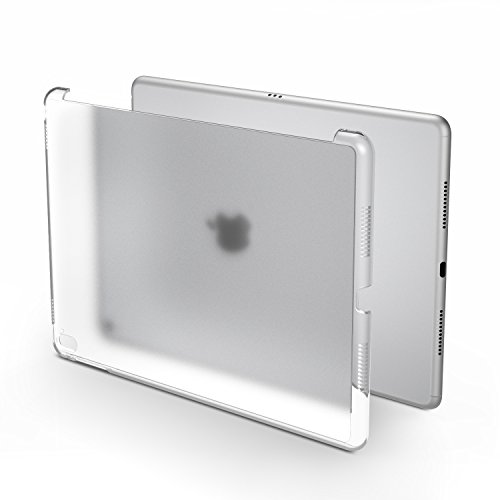 MoKo Case for iPad Pro 9.7 - Frosted Translucent Hard Plasti