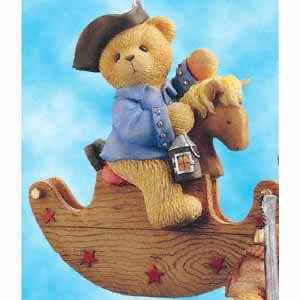 Cherished Teddies.......... Paul... You Can Always Trust Me to Be There