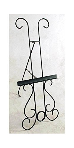 (Grace New Orleans Picture Easel (Satin Black))
