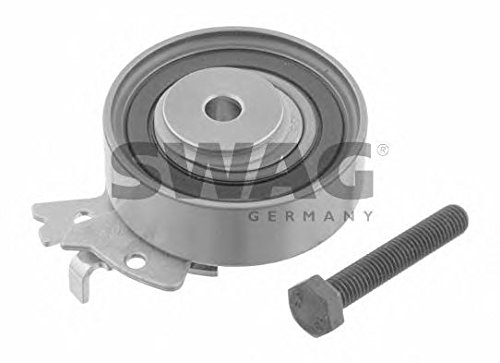 SWAG Timing Belt Tensioner Pulley Fits CHEVROLET DAEWOO OPEL VAUXHALL 636748 -  40 03 0006