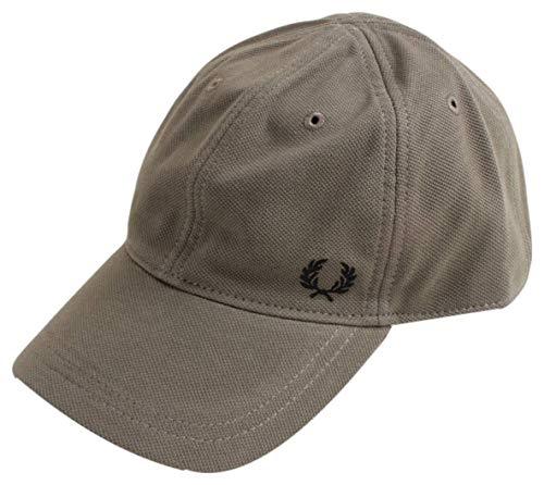FRED PERRY sombrero de hombre con visera 102 HW3650 Verde