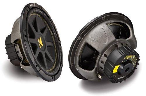 Kicker 12-Inch 300W Power Car Audio Subwoofers