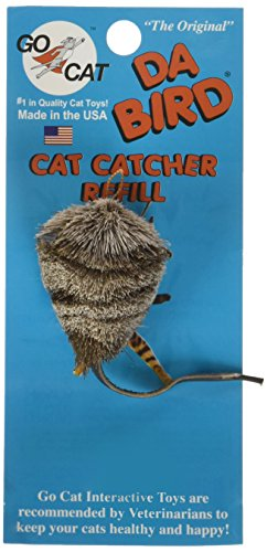 Go Cat Refill - Cat Catcher Mouse Toy Accessory