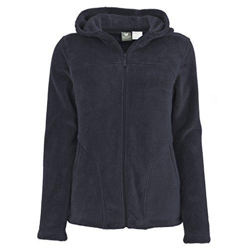White-Sierra-Cozy-Fleece-Hooded-Jacket-extended-Sizes