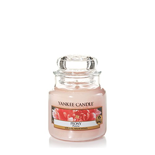 Yankee Candles Small Jar Candle - Peony