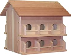 Diy martin bird house