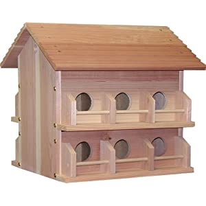 Heath-Outdoor-Products-M-12DP-Deluxe-Wood-Martin-House