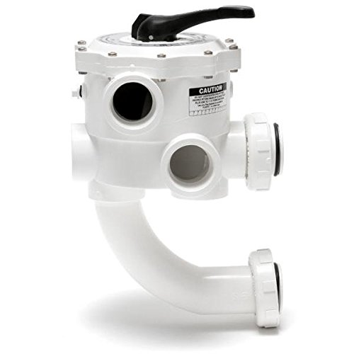 Pentair 261152 2-Inch Threaded Multiport Valve Replacement Pool and Spa D.E. ()