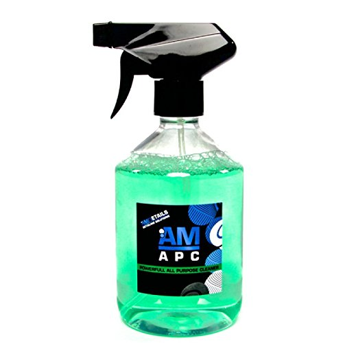 AM Details - AM APC - Powerful All Purpose Cleaner - 500ml - APC050 - AMDetails Car Care Products