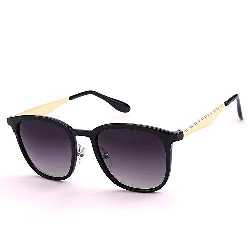 400 para Polarizadas Sol C Protección Gafas para De UV C Hombre Aviator Mujer Rx1Bqafpw