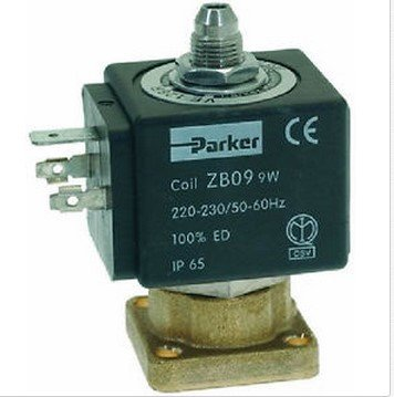 Nuova SIMONELLI 041000173 forma válvula de solenoide Parker 230 V ...