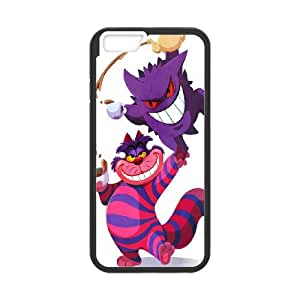 """[MEIYING DIY CASE] For Apple Iphone 6,4.7"""" screen Cases -Alice and Cheshire Cat Pattern-IKAI0447687"""