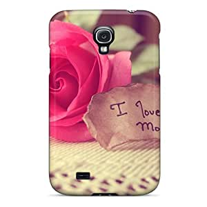 Galaxy Cover Case - For You Mom Protective Case Compatibel With Galaxy S4