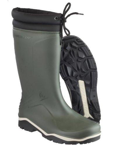 Taille 40 Dunlop Boot Vert Blizzard np806