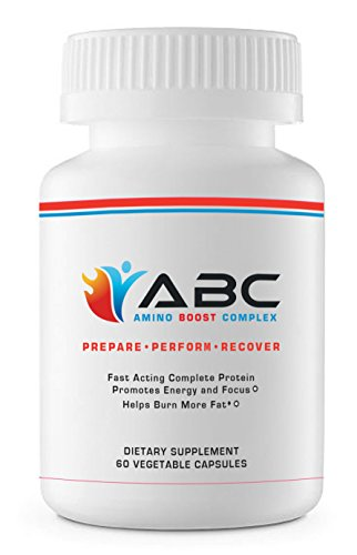 Amino Boost Complex Essential Nutrient Capsules Review