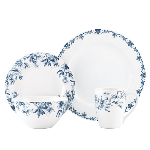 Home Nature's Song 4-Piece Place Setting ()