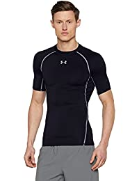 Men's HeatGear Armour Short Sleeve Compression Shirt