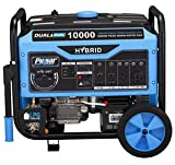 Pulsar Products PG10000B16 Dual-Fuel Generator 10,000W 10000W