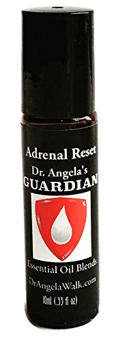 Dr  Angelas Adrenal Reset Essential Oil Blend Therapeutic Grade Aromatherapy Roll On Bottle 10 Ml   33 Fl Oz