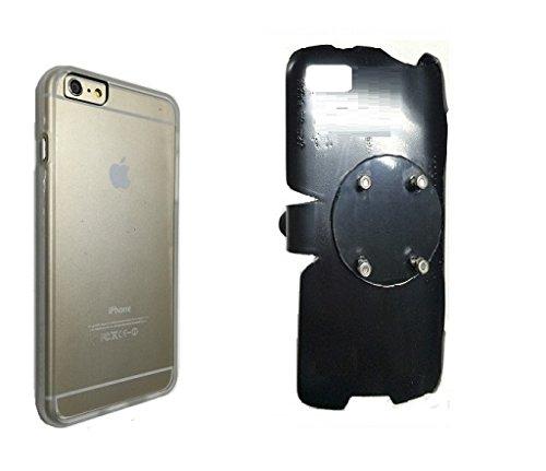 SlipGrip ram-holホルダーApple iPhone 8 Plusを使用してボディグローブPrizmケース B075W2T616