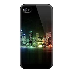 Awesome Design Rainbow City Hard Cases Covers For Iphone 6