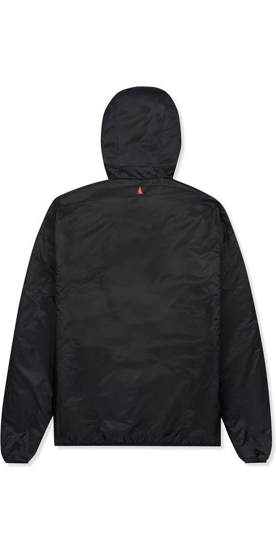 Musto el Forro de Nylon Ripstop Evita Que se Enganche 18 Womens Splice Primaloft Coat Jacket Coat Black Transpirable Ligero