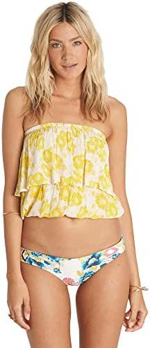 Billabong Junior's Take on Ruffle Tube Top