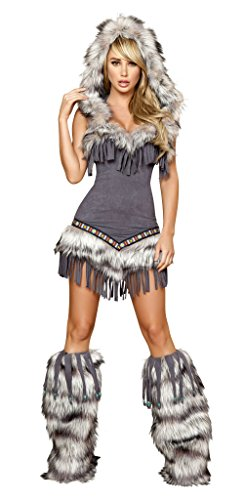 [Native American Temptress Costume - Large - Dress Size 8] (Temptress Indian Costumes)