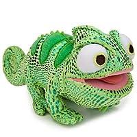 Disney Tangled 6 Inch Plush Figure Chameleon Pascal Green by Disney