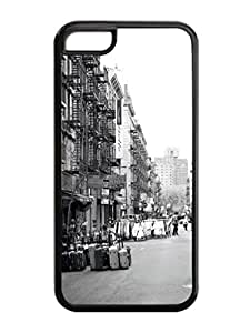 Architecture Case - Lower East Side Market silicone cases cover for iphone 5c case