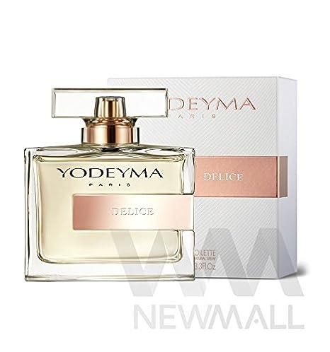 Perfume de Mujer Yodeyma DELICE Eau de Parfum SPRAY de 100 ml. (Anais Anais-) Cacharel: Amazon.es: Belleza