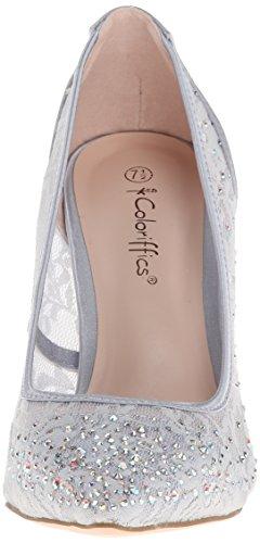 Silver Coloriffics Pump Women's Eleni Dress qqrwAIP