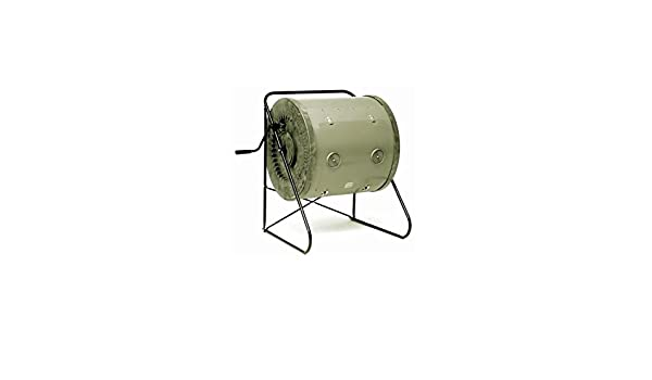COMPOSTUMBLER Mantis CT02001 - Compostador de tambor ...
