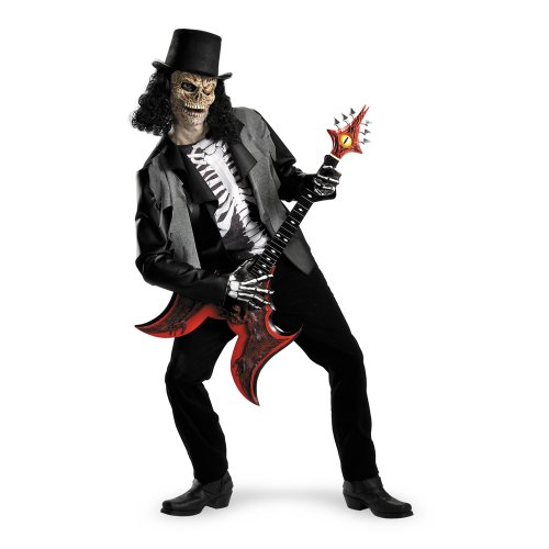 Cryptic Rocker Costumes (Cryptic Rocker Ad Std 42-46)