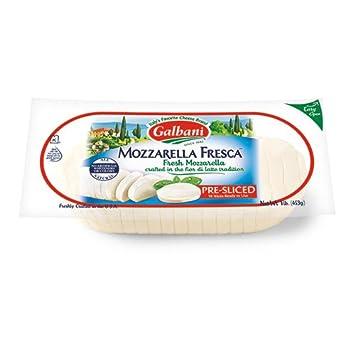 Mozzarella Cheese Galbani