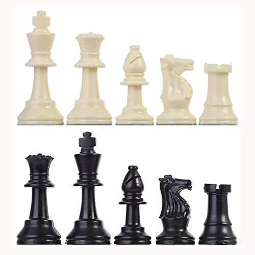 Mincy International Chess Large Chess Game Plastic 3