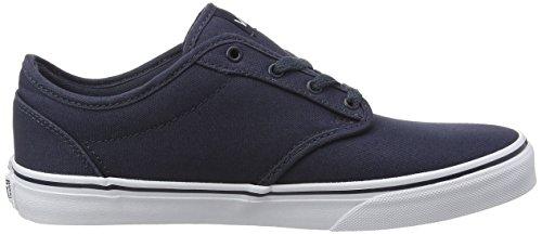 Vans Y Atwood VKI56XY - Zapatillas de tela para niño Azul (Blau ((Canvas)Nvy/Wht / 4K1))